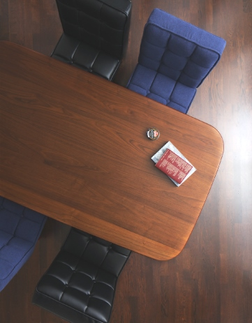 おしゃれな家具のウォールナット材