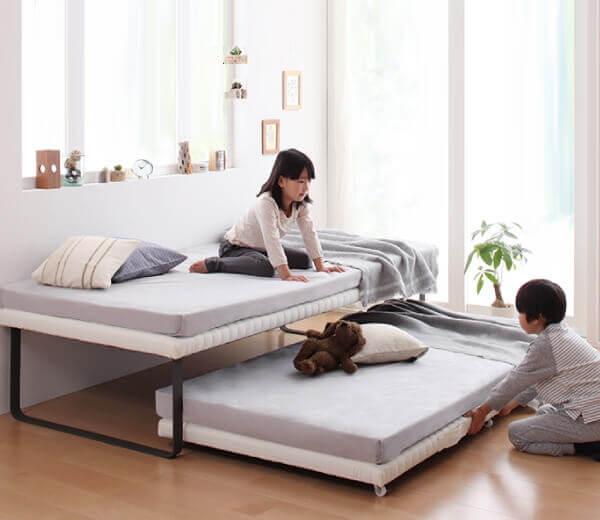 親子ベッド【Bene&Chic】ベーネ&チック