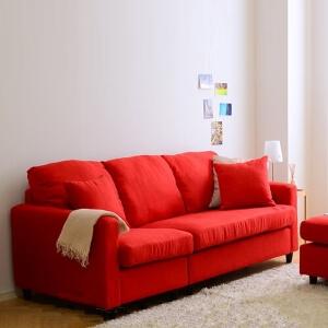 赤いソファ【Union】ユニオン