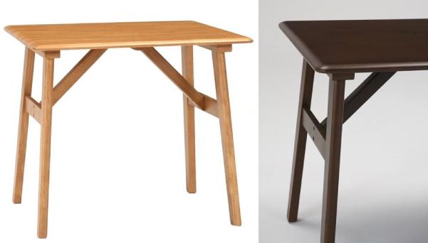 ミキモクダイニングテーブル
