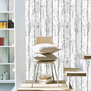 壁紙シール ウッド ヴィンテージ ホワイト系
