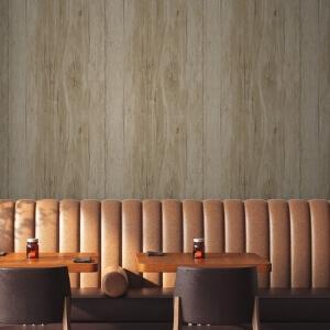壁紙シール ウッド レトロ ライトベージュ系