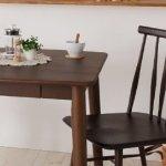 一人暮らしにおすすめのダイニングテーブル