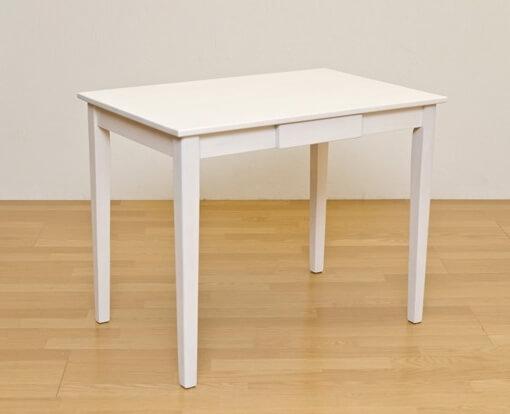 ダイニングテーブル 木製 ホワイト