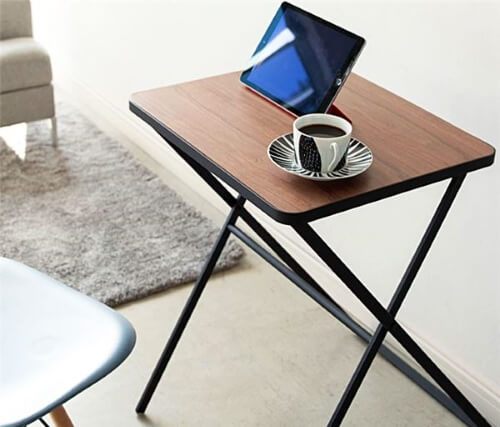 シンプル折り畳みテーブル