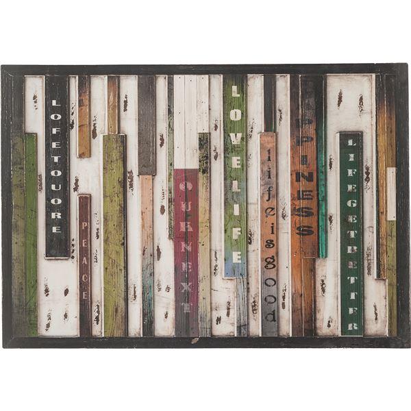 木製サインボード