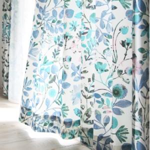 デザインカーテン【flora】フローラ
