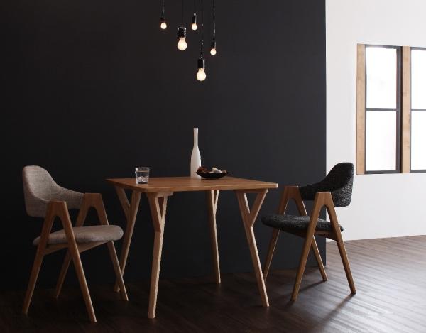 グレーのダイニングテーブル【ILALI】イラーリ