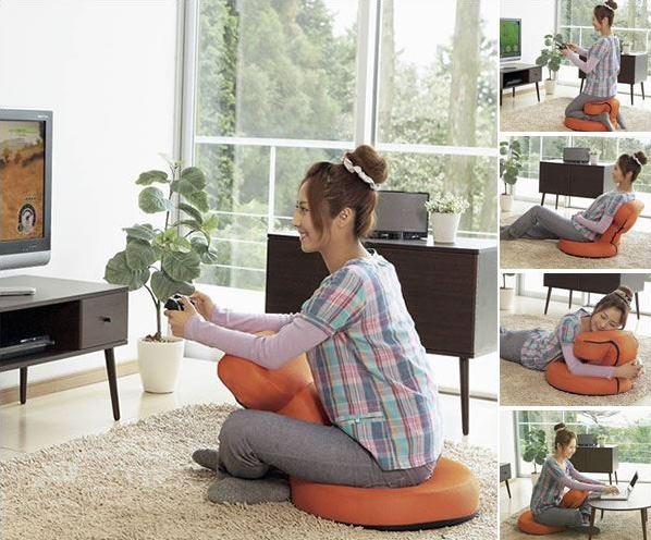 多機能ゲーム座椅子