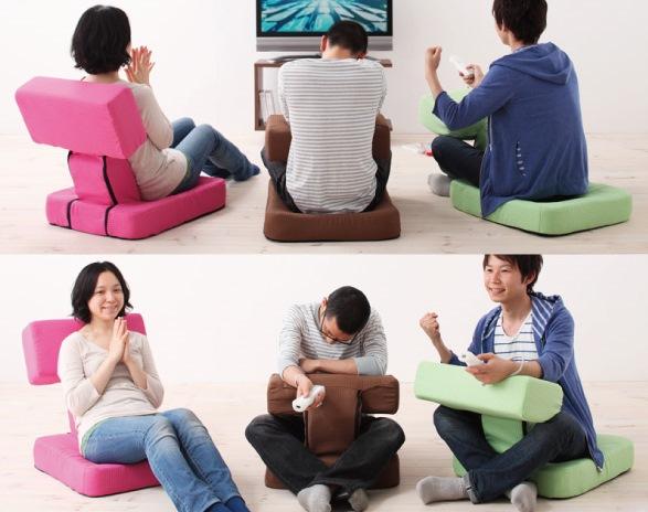 多機能座椅子【T.】ティー