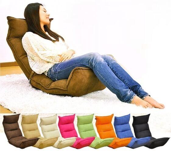 レバー式リクライニング座椅子【New Shell】ニューシェル