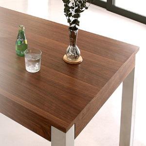 160cmラグジュアリーモダンデザインダイニングテーブル【Granite】グラニータ