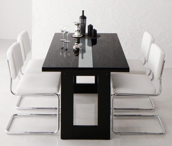 白いチェアのダイニングテーブル【Vermut】ヴェルムト