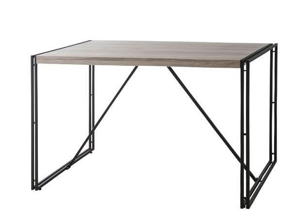 ウッドテイストダイニングテーブル
