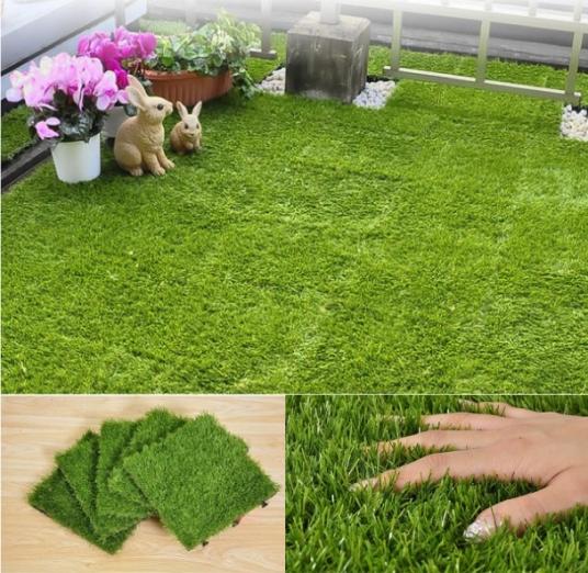 ジョイント式人工芝