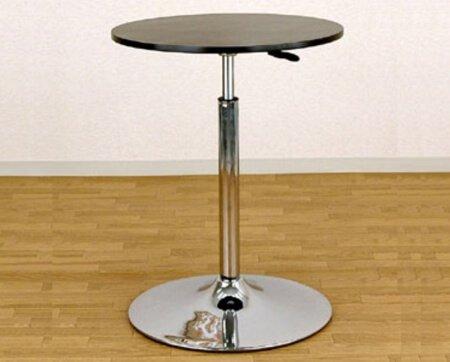 バーテーブル ブラック