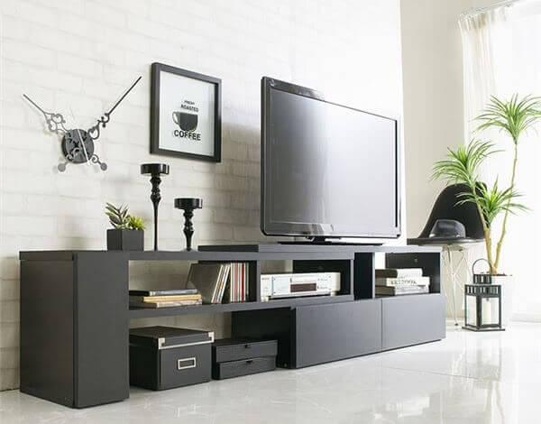 スライド式テレビ台