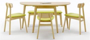 半円形ダイニングテーブル【BOSCO+PLUS】ボスコプラス