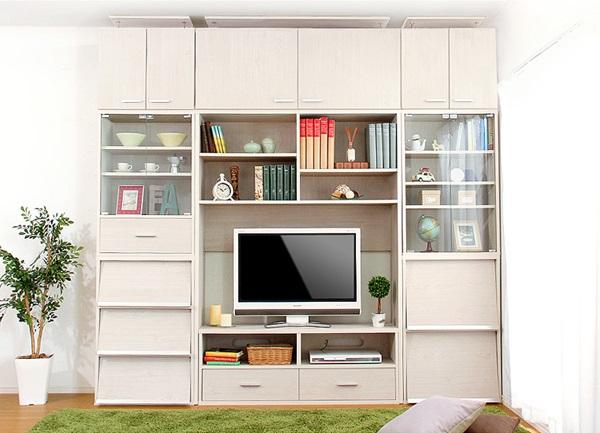 壁面収納もできる家具【DEALS】ディールズ