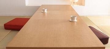 伸長式ローテーブル【Grande neo】グランデネオ