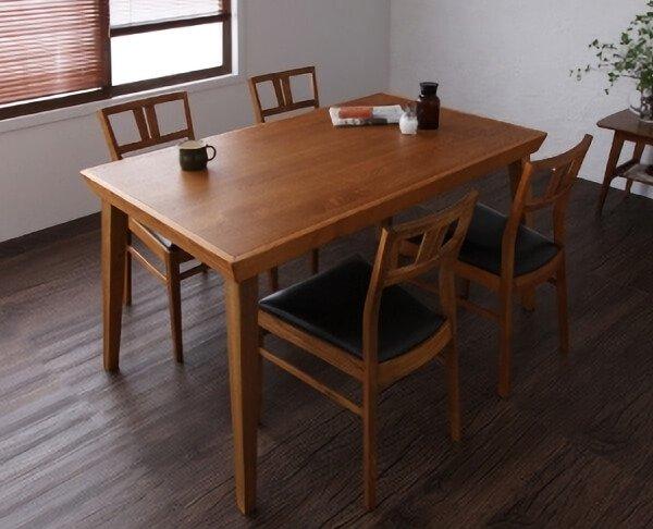 ヴィンテージスタイルダイニングテーブル【LEWIS】ルイス
