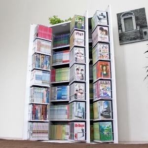 大容量書棚オープン
