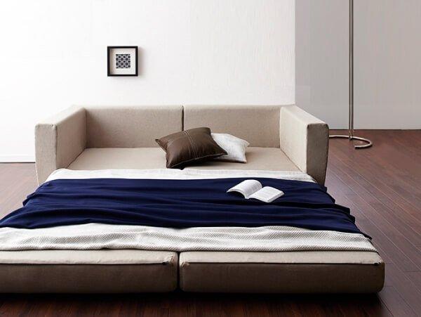 ソファーベッド【Ceuta】セウタ ベッド