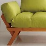 木製ソファ