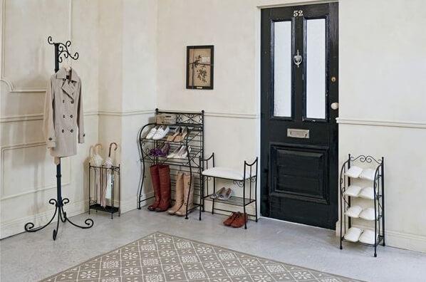 玄関のインテリアシリーズ家具