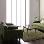 応接室のソファー