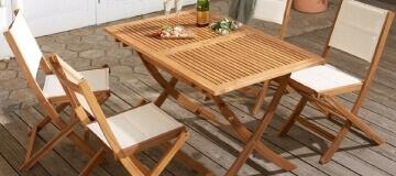 ガーデンテーブル・チェア【Relat】リラト