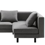 万能家具 グレーのソファ