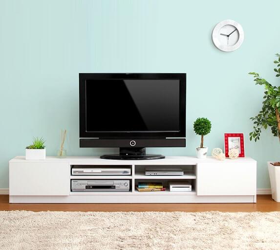 テレビボード【Pista】ピスタ ホワイト