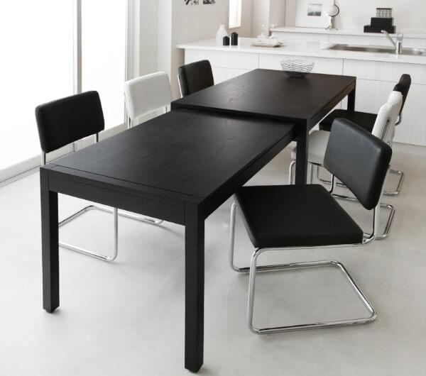 ダイニングテーブルBladeブレイド135-235