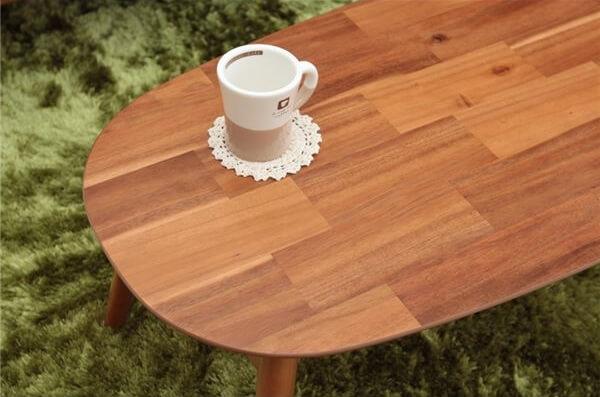 折りたたみコーヒーテーブル