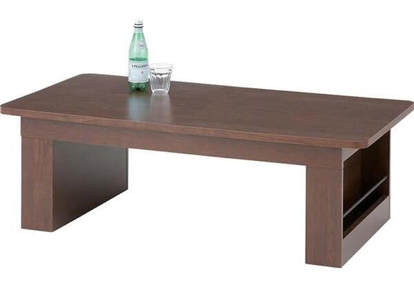 伸長式リビングテーブル