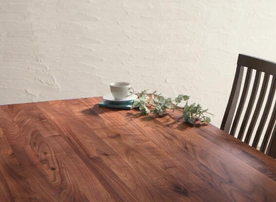 ウォールナット無垢材ダイニングテーブル【Virgo】バルゴ