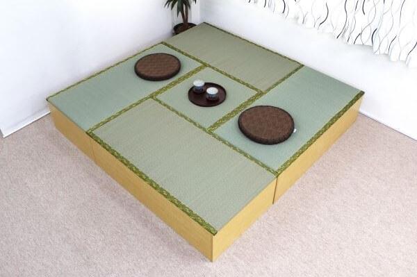 畳収納ボックス2カラー