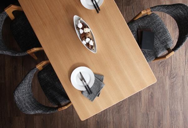北欧ダイニングテーブル【ILALI】イラーリ 天板