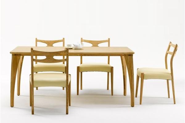 デザインダイニングテーブル クローネ【BOSCO+PLUS】ボスコプラス