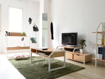 Ritaシリーズ家具 ホワイト