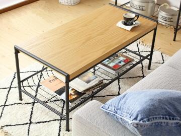 ヴィンテージ風テーブル【FLEDGE】フレッジ