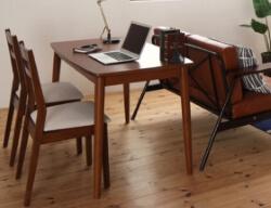 ソファとダイニングテーブルのレイアウト例