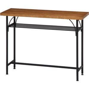 スチールフレームカウンターテーブル