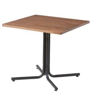 一人暮らしダイニングテーブル スチールフレーム