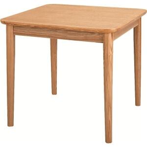 一人暮らしダイニングテーブル 天然木