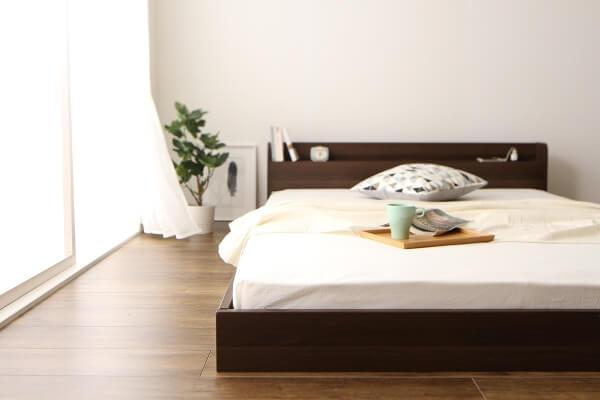 一人暮らしの安くて満足なベッド