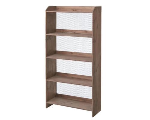 木製オープンシェルフ