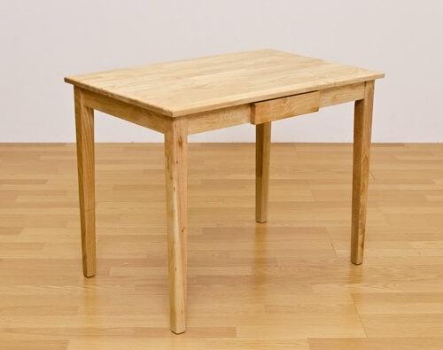 木製テーブル ナチュラル