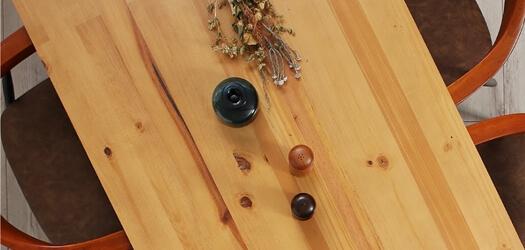 ダイニングテーブル【Almont】オルモント 天板木目